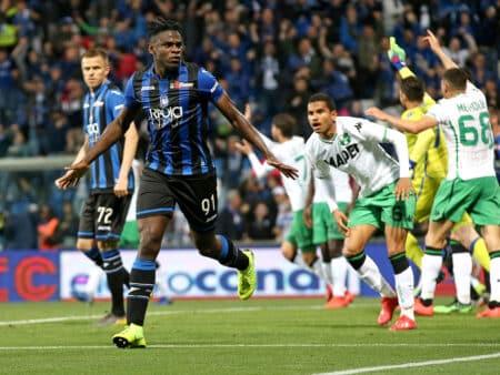 Promozioni Champions: fino a 10 euro di Bonus con Sisal su Atalanta e Lazio!