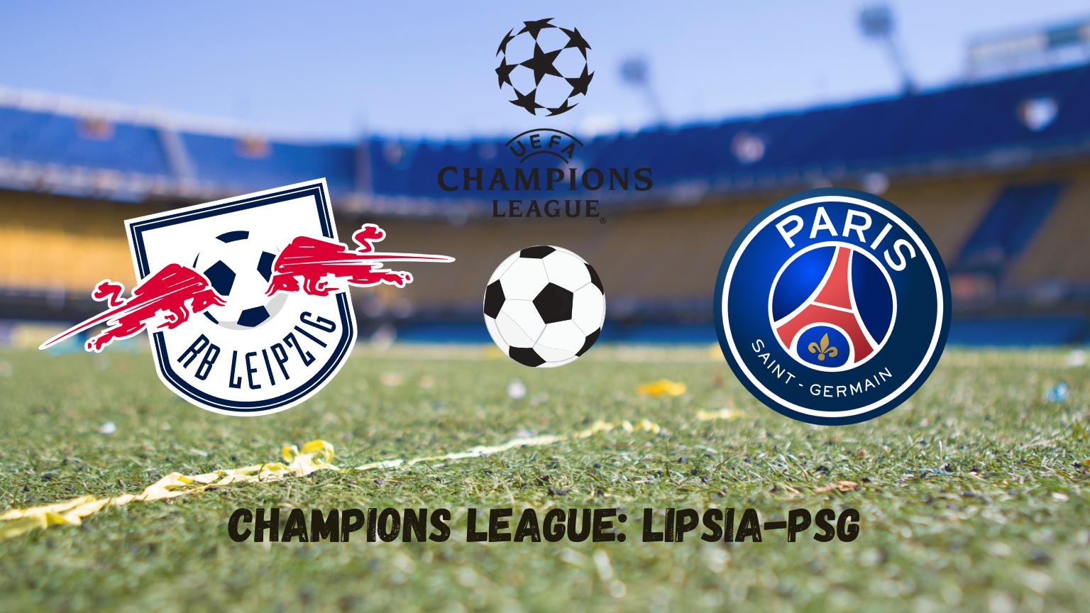 Pronostici Champions League: Lipsia-PSG