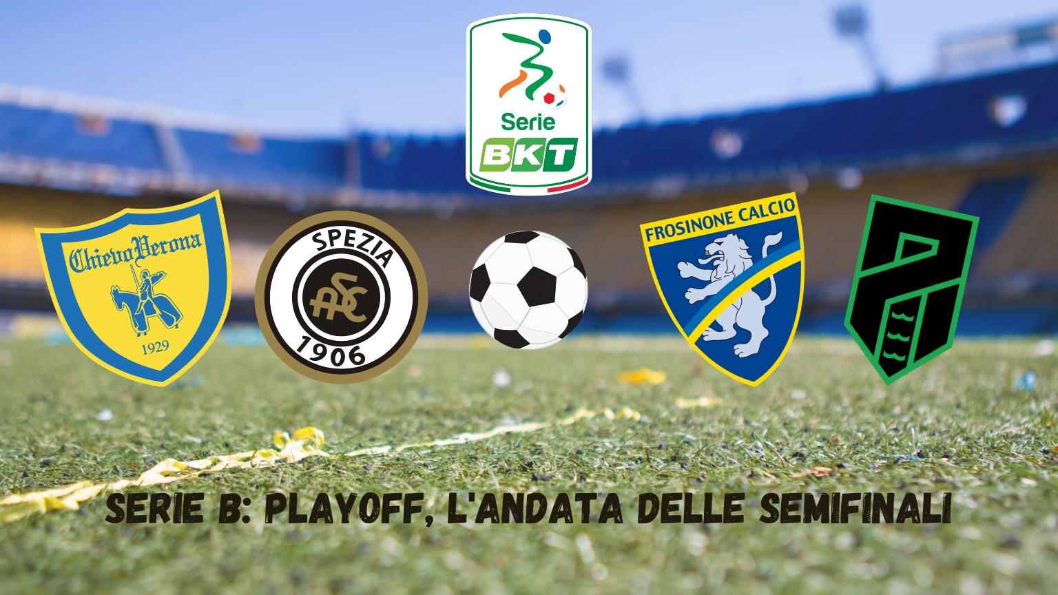 Pronostici Serie B: Chievo-Spezia e Frosinone-Pordenone
