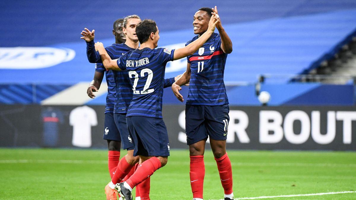 Nations League, Francia-Croazia finisce 4-2