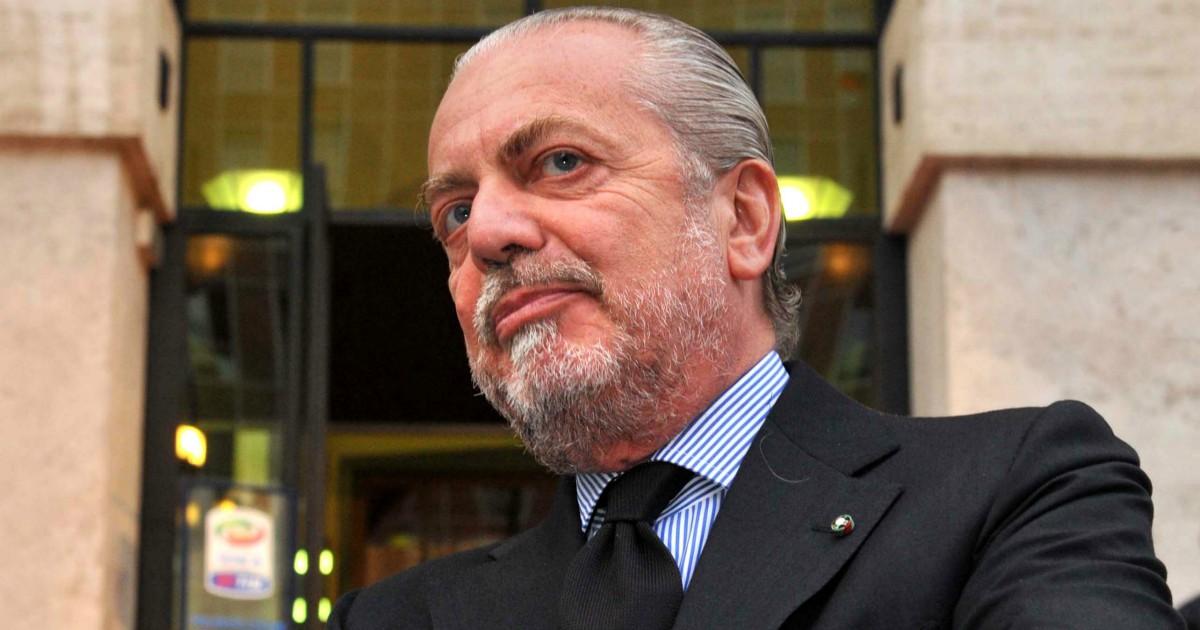 Aurelio De Laurentis Positivo Al Covid-19