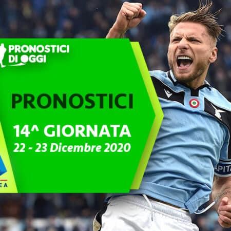 Serie A, il Video Pronostico della quattordicesima giornata