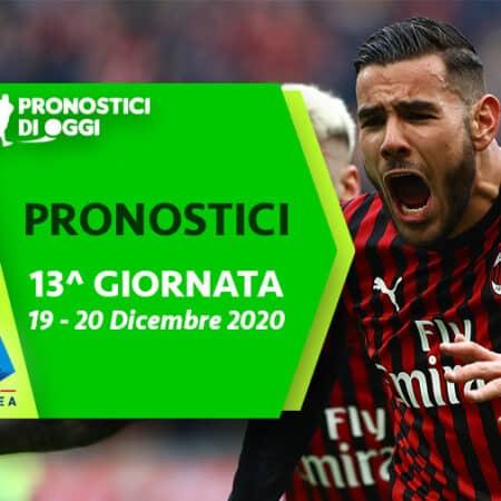 Serie A, il Video Pronostico della tredicesima giornata