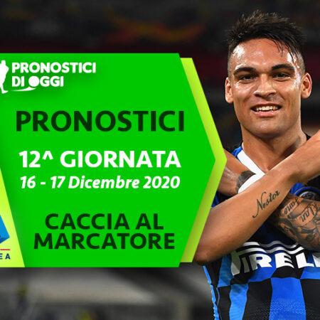 Serie A, il Video Pronostico della dodicesima giornata: caccia al marcatore!
