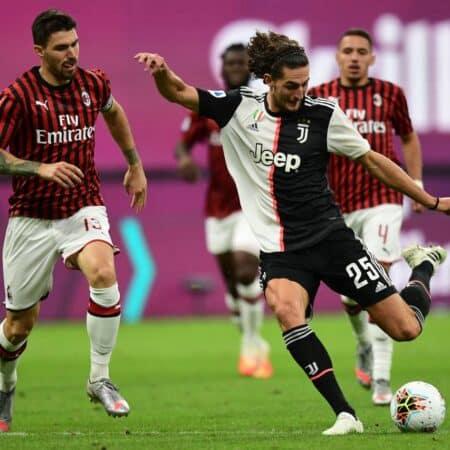 Serie A: la clamorosa quota maggiorata di Milan-Juventus!