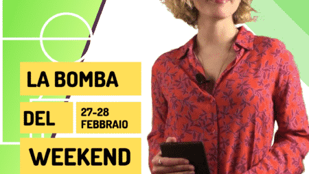 Video: la Bomba del Weekend 27-28 febbraio 2021