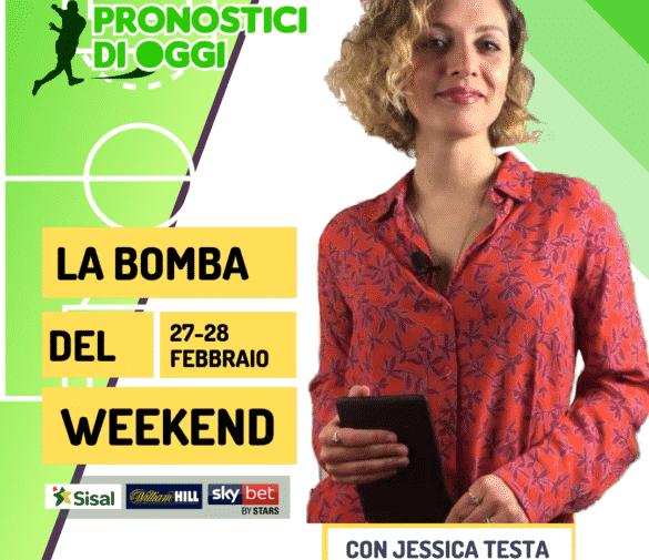 Video: la Bomba del Weekend 27-28 febbraio 2021