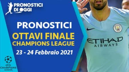 Champions League: il video pronostico degli ottavi di finale