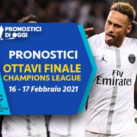 Champions League, il Video Pronostico degli ottavi di finale