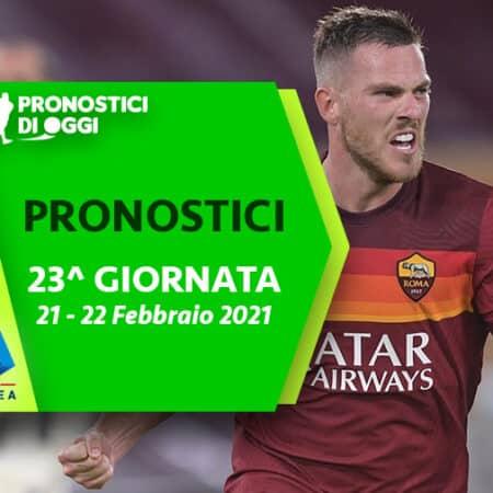 Serie A: il Video Pronostico della 23° giornata