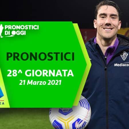 Serie A: il Video Pronostico della 28° giornata