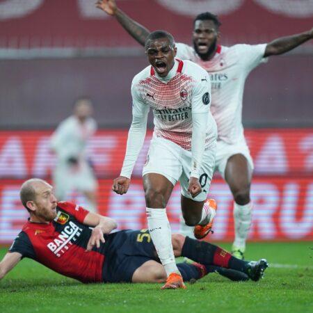 Serie A: ecco una stuzzicante promozione in arrivo per Milan-Genoa!