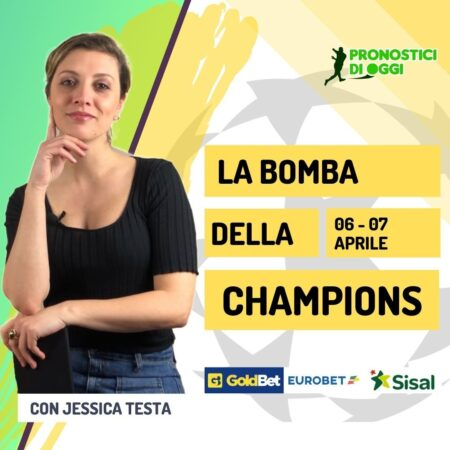 Champions: il video pronostico dell'andata dei quarti di finale