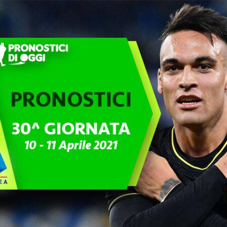 Serie A: il Video Pronostico della 30° giornata