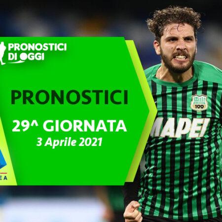 Serie A: il Video Pronostico della 29° giornata