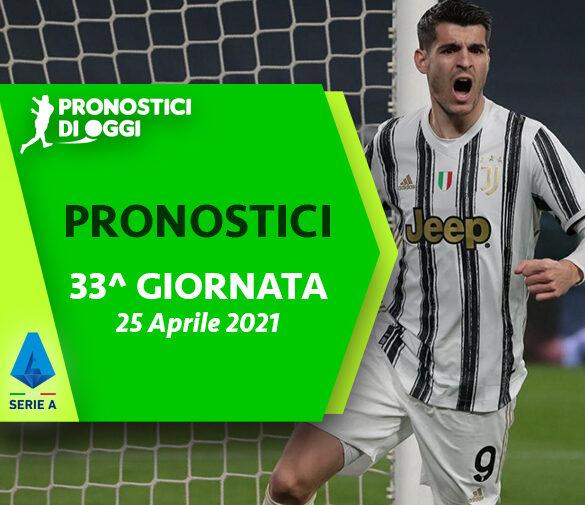 Serie A: il Video Pronostico della 33° giornata