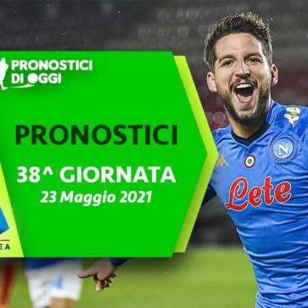Serie A: il Video Pronostico della 38° giornata