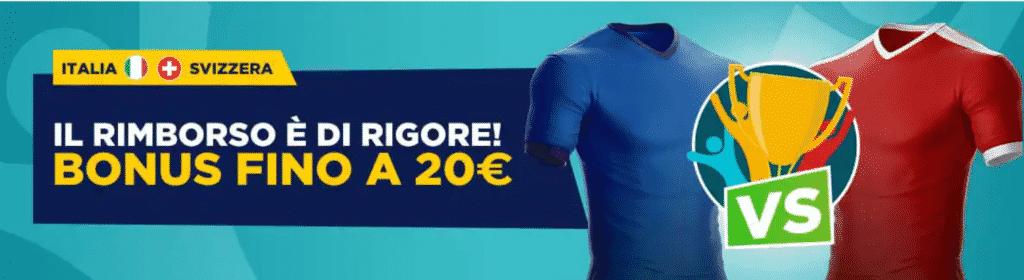 italia svizzera bonus