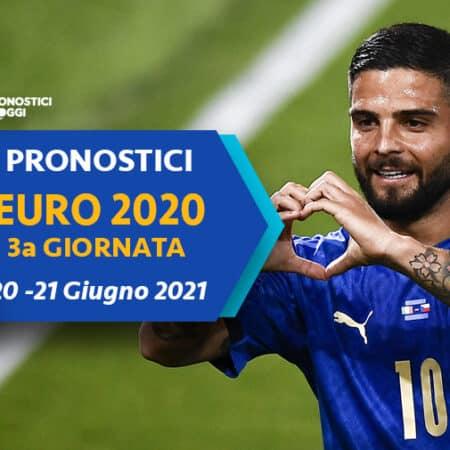UEFA Euro 2020: il video pronostico della 3° giornata!