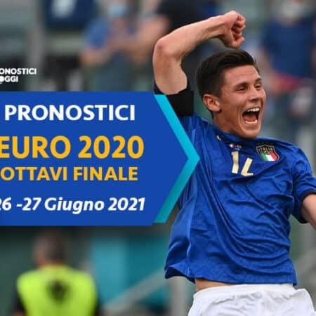 UEFA Euro 2020: il video pronostico degli ottavi di finale!