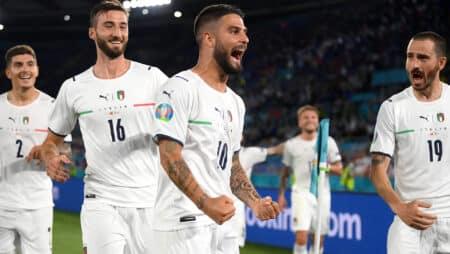 Uefa Euro 2020: ecco un bonus fino a 20 € per Italia-Svizzera!
