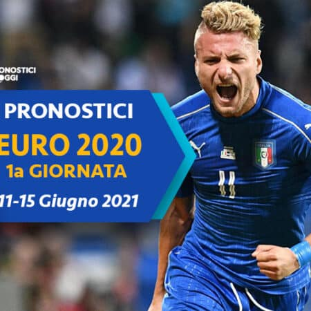 UEFA Euro 2020: il video pronostico della 1° giornata!