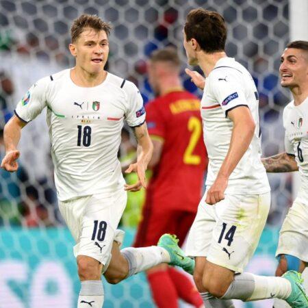 UEFA Euro 2020: la grandiosa quota maggiorata di Italia-Spagna!