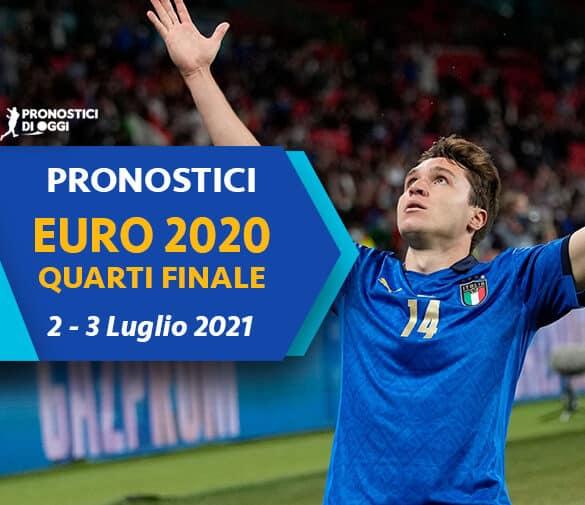 Uefa Euro 2020: il video pronostico dei quarti di finale