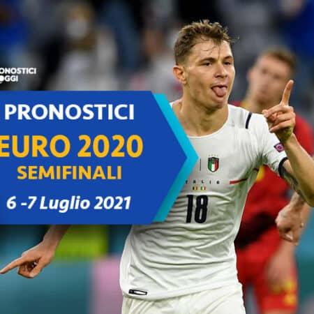 UEFA Euro 2020: il video pronostico delle semifinali!