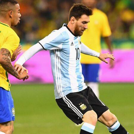 Copa America: attenzione al bonus da 20€ per Argentina-Brasile!
