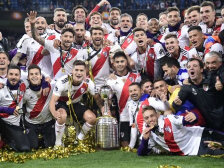 Copa Libertadores: occhio al Bonus paracadute fino a 50€!